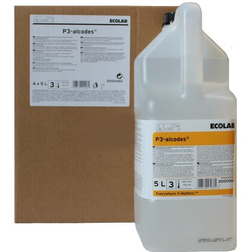Ecolab P3 Alcodes 4x5 ltr.