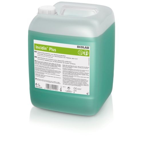 Ecolab Incidin Plus 6 ltr.