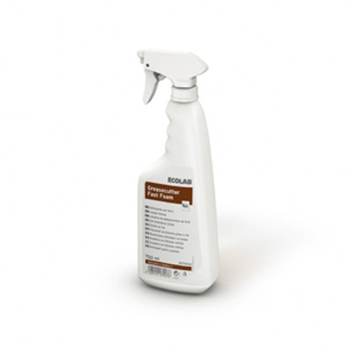 Ecolab Greasecutter Fast Foam 750 ml