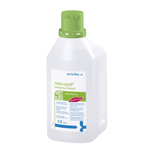 Schülke Mikrozid sensitive liquid  1 ltr.