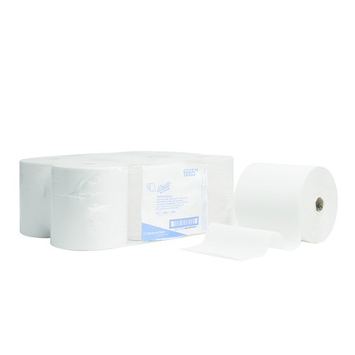Kimberly-Clark 6665 Scott Performance Papierhandtuchrolle
