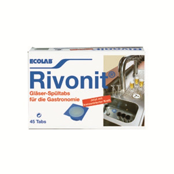 Ecolab Rivonit Glass