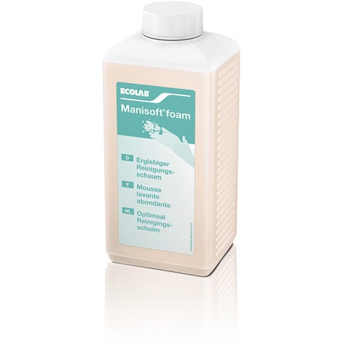 Ecolab Manisoft foam 800 ml