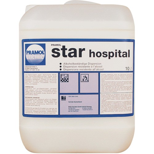 Pramol star hospital 10 ltr.