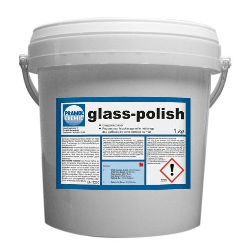 Pramol glass-polish 1 kg