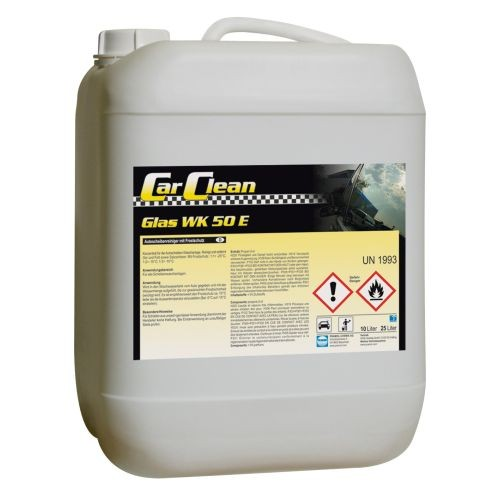 Pramol CarClean Glass WK 50 E, 10 ltr.