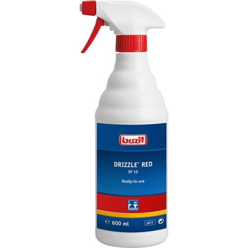 Buzil SP 10 Drizzle red 600 ml
