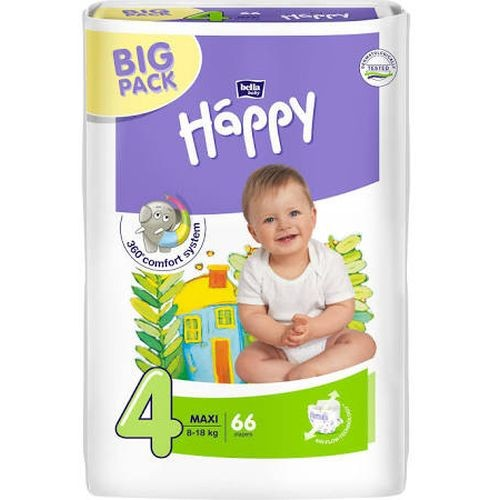 Bella Happy Babywindeln Maxi Gr. 4