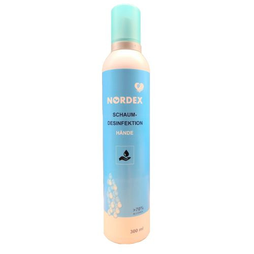 Nordex Handdesinfektion SCHAUM 300 ml