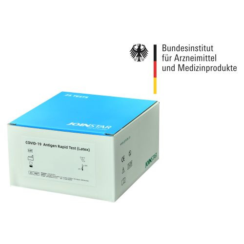 Joinstar SARS-CoV-2 Antigen-Schnell-Test (Latex)