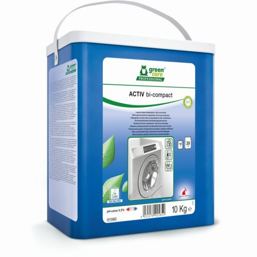 Tana Green Care ACTIV bicompact Waschpulver 10 kg