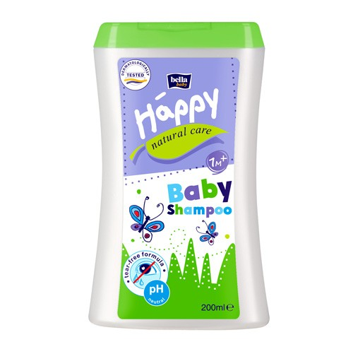Bella Happy Natural Care Baby Shampoo 200 ml