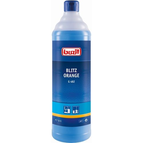 Buzil G 482 Blitz-Orange 1 ltr.