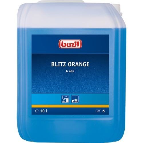 Buzil G 482 Blitz-Orange 10 ltr.