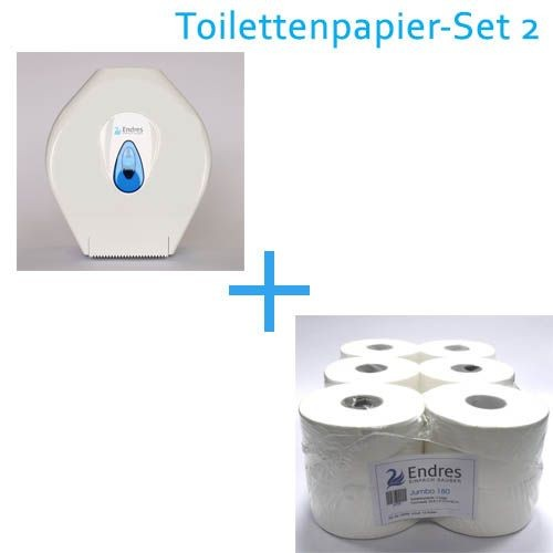 Toilettenpapier - Set 2