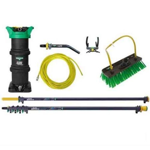 Unger Hydro Power Ultra - Fortsgeschrittenen-Set Glasfaser 7,5 m