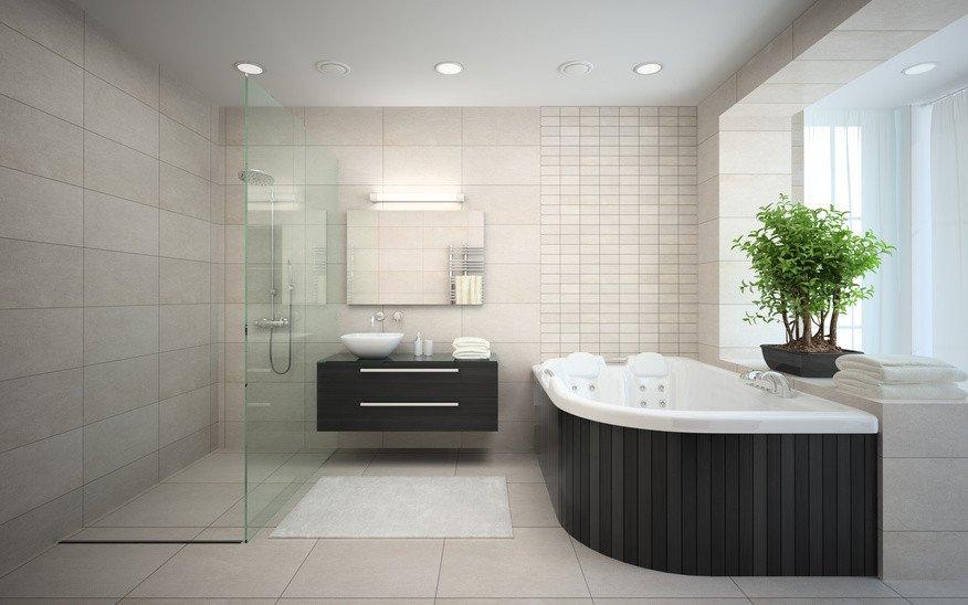 Das Bad - hygienisch sauber (Sanitärreinigung)