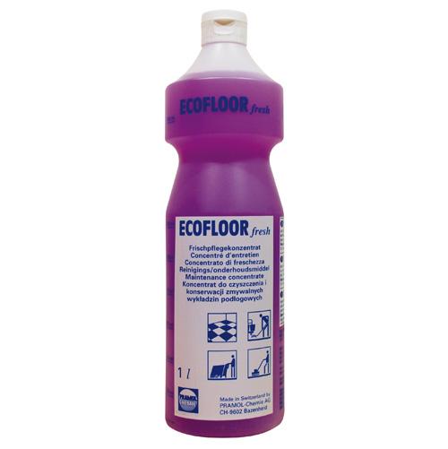 Ecofloor fresh sehr frischer duft reinigung pflege f r for Boden nass aufnehmen