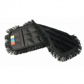 Activa Black Mikrofaser Wischmopp 4-lagig mit Taschen