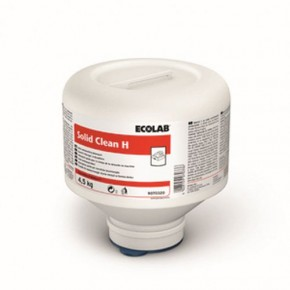 Ecolab Solid Clean H 4,5 kg
