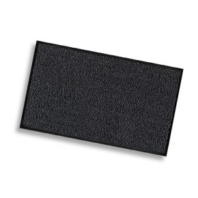 Schmutzfangmatte, schwarz melliert