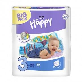 Bella Happy Babywindeln Midi Gr. 3