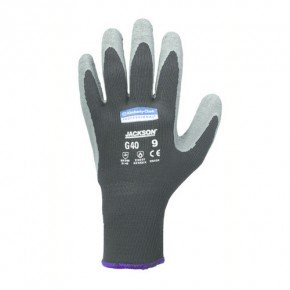 JACKSON SAFETY* G40 Latexbeschichtete Handschuhe