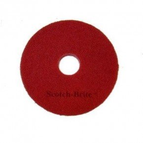 3M Scotch-Brite Superpad 480 mm, rot