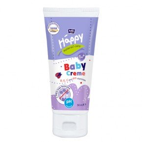 Bella Happy Natural Care Baby Pflegecreme 50 ml