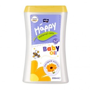Bella Happy Natural Care Baby Pflegeöl 200 ml