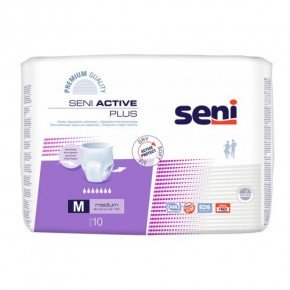 Seni Active Plus Inkontinenzslip, Medium