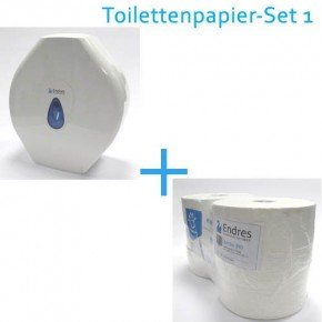 Toilettenpapier-Set 1