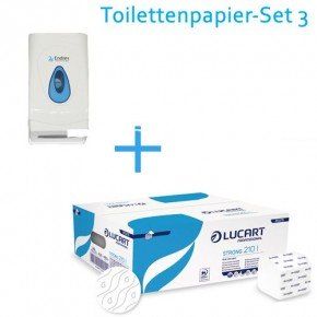 Toilettenpapier - Set 3