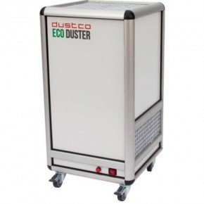 Dust Collector - Eco Duster - weiß 230V-50Hz