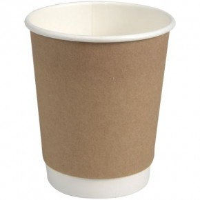 Kaffeebecher to go, 24 cl, Coffee Design, Pappbecher, 500 Stück